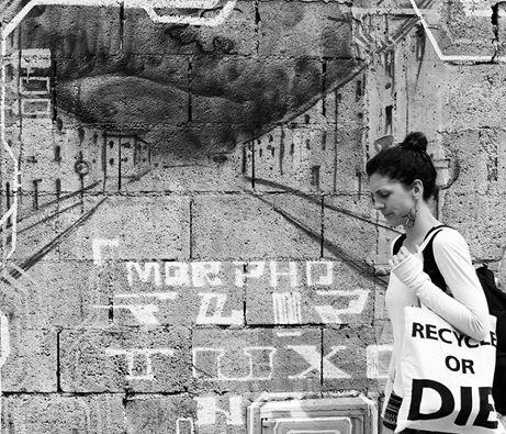 Ivana Pejovic's (Servia) message talks for it self.